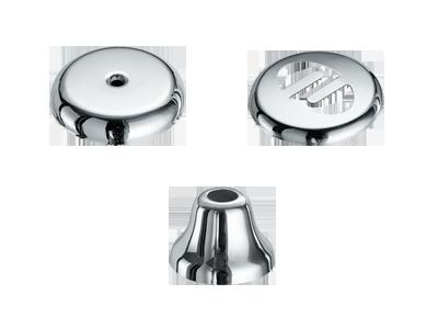 Accessori per rubinetteria bagno for Rubinetteria bagno design