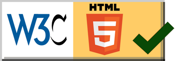 Validate W3C certificated Html5